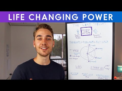 Core Thought Manifesting - A Truly Life Changing Manifestation Process