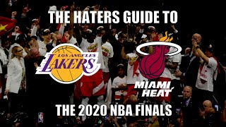 The Haters Guide to the 2020 NBA Finals
