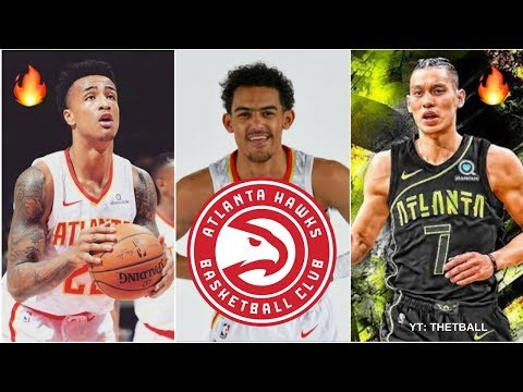 Previewing the Atlanta Hawks 2018-19 NBA Season & Predictions! | Trae Young & Jeremy Lin Duo!