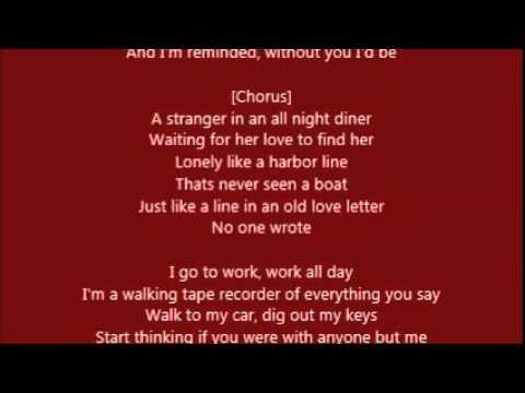 Taylor Swift - All Night Diner (lyrics)