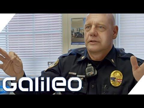 Manfred - der deutsche Sheriff in Texas  Galileo  ProSieben
