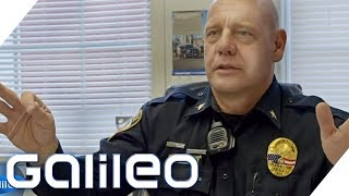 Manfred - der deutsche Sheriff in Texas | Galileo | ProSieben