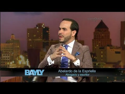 Jaime Bayly entrevista a Abelardo de la Espriella.