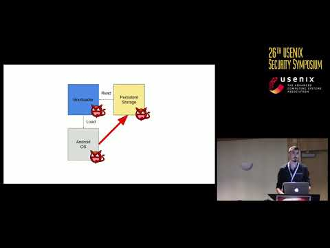USENIX Security '17 - BootStomp: On the Security of Bootloaders in Mobile Devices