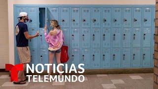 Coronavirus: Contagios en menores de 40 años se incrementaron   Noticias Telemundo