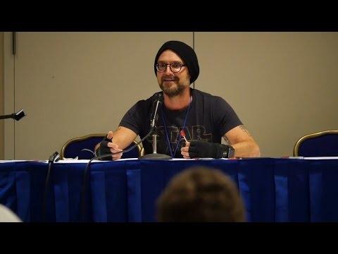 Anime USA 2016  Meet E. Jason Liebrecht Q&A Panel