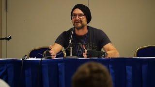Anime USA 2016 - Meet E. Jason Liebrecht Q&A Panel