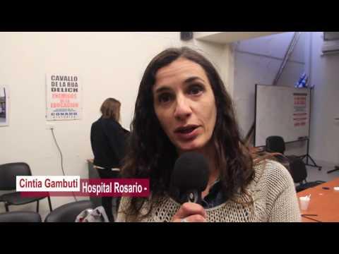 Video   Taller sindicalismo de Viviana García del 17 08 2016