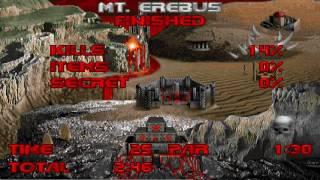 Ultimate Doom: Inferno (Episode 3) UV-Speed in 3:41 (4:20), ep3-0341 Speedrun