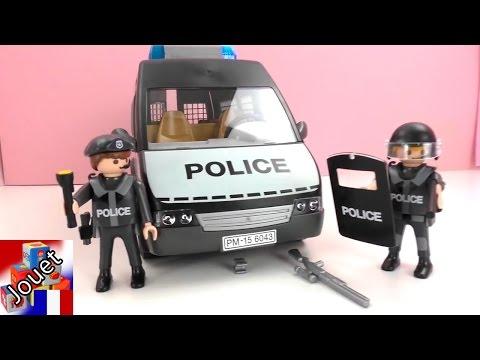 De La Le Police Francais Playmobil Déploiement fy7v6gbmIY