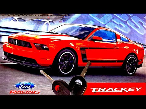 What Is A Ford Mustang BOSS 302 TRACKEY?