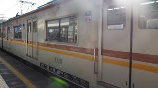 2018/05/12 【ジャカルタ 走行音】 東京メトロ 6000系 6721号車 【千代田線】
