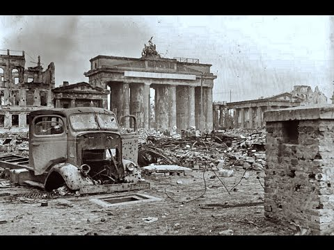 Крупнейшее сражение мира - Взятие Берлина. \