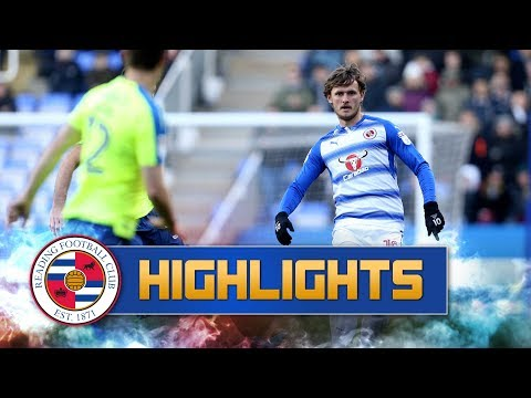 2-minute review: Reading 3-3 Derby County (Sky Bet Championship), 24th February 2018