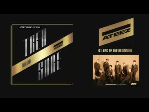 [AUDIO] ATEEZ(에이티즈)  -  END OF TE BEGINNING