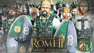 КАРАЕМ АФРИКАНЦЕВ И ПЛЫВЕМ К НОВЫМ ЗЕМЛЯМ! ТРИБАЛЛЫ #3 Легенда в Total War: ROME 2