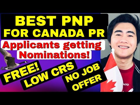 2020 BEST PROVINCIAL NOMINEE PROGRAM TO APPLY FOR CANADA PR! ALBERTA EXPRESS ENTRY PNP