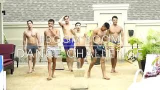 Boom Boom dance challenge (Original Copy) cover by Momo Boys.