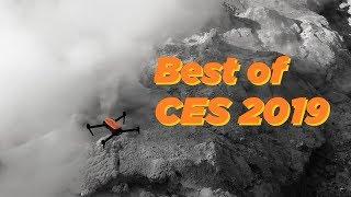 Best Fold. Drones CES 2019