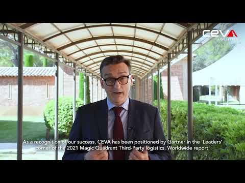 CEVA Logistics Life's Essentials | CEO Video Message (ENG-sub)