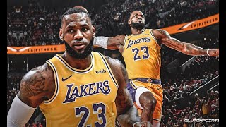 LeBron James Stresses 'Championship Mindset' For The Red-Hot Lakers