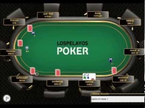 Texas Hold'em-Lección 1/1-Estrategia Shortstack Pre-flop