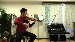 <2nd violin>Mozart Eine kleine Nachtmusik 1mov Allegro