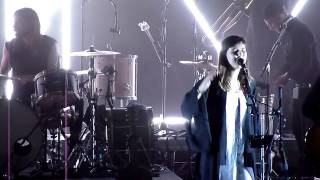 Repeat youtube video Of Monsters and Men--Silhouettes (Hunger Games) Orpheum Theater Boston, MA 5/8/2015 Live