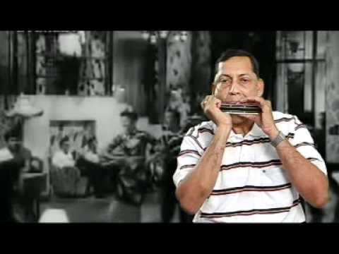 Mera Naam chin chin chu on Harmonica-A.P. Mukundan