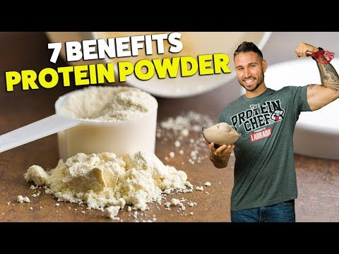 Why YOU Should Use Protein Powder (if you aren't already)