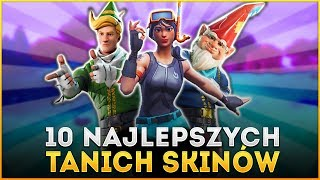 TOP 10 CHEAP SKINS in Fortnite!