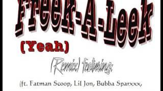 Freek-A-Leek (Remix) (ft. Fatman Scoop, Lil Jon, Bubba Sparxxx, Ludacris, 50 Cent, Tray-Dee)