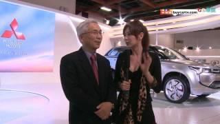 電動車元年Mitsubishi 2012台北新車大展