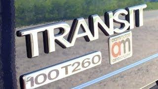 Обшивка грузового отсека  Форд Транзит(, 2013-12-29T17:13:17.000Z)