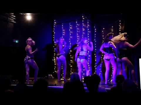 Cabaret Boheme Burlesque - Burlesque Class beginners Big spender