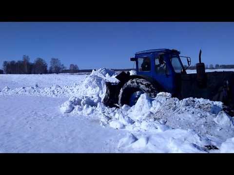Новые трактора МТЗ «Беларус»  по низким ценам с