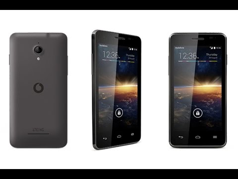 Vodafone Smart 4 turbo Hard Reset and Forgot Password Recovery, Factory Reset
