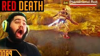 Destiny Red Death Kill Streak - Red Death = Beast