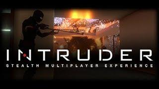 INTRUDER  Team Based Tactical/Stealth Multiplayer - 3 - More Spies Gameplay on Beginner Server