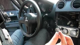 Как сделать линейный вход AUX в автомагнитоле. Бортжурнал Mitsubishi Colt
