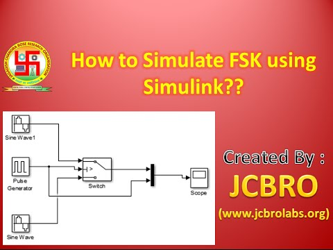 How to simulate FSK in Matlab using Simulink ??