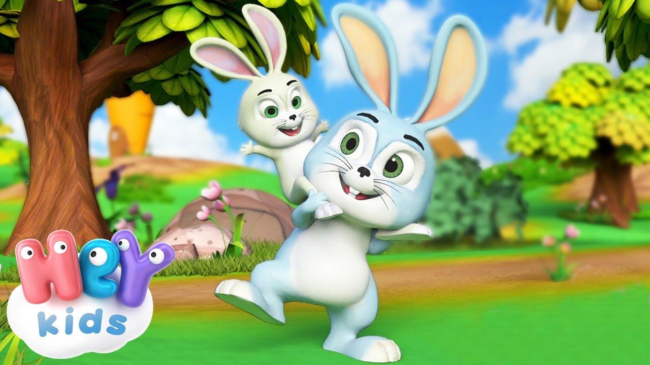 Малкото Зайче ? Детски Песнички На Български | HeyKids