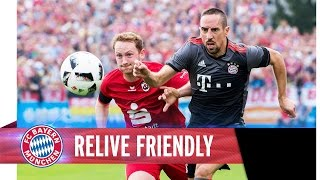 SV Lippstadt 08 vs. FC Bayern | ReLive Friendly