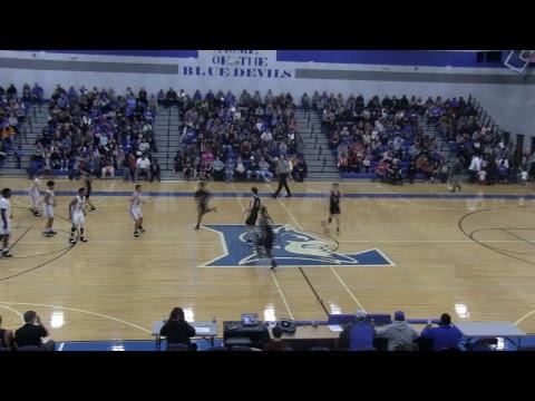 LHS BDN - LHS vs MJHS Boys Basketball Game