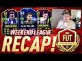 I CHOKED T100 WITH MY NEW OVERPOWERED SQUAD - FIFA 19 FUT CHAMPIONS HIGHLIGHTS