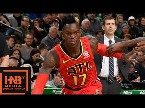 Boston Celtics vs Atlanta Hawks Full Game Highlights / Feb 2 / 2017-18 NBA Season