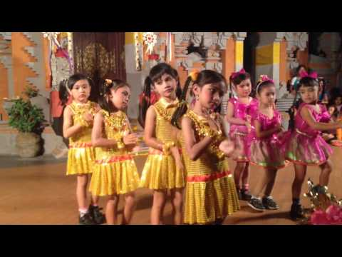 Goak Maling Dance ( Anak Dadapan) pedapdapan