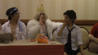 Yuri on Ice Afterdark (18+ Panel!) - Saboten Con 2017