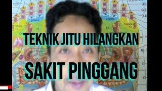 Download Video PIJAT REFLEKSI SAKIT PINGGANG HASILNYA LUAR BIASA MP3 3GP MP4