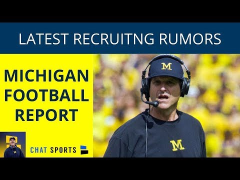 9 Michigan Football Rumors On Jalen Mayfield, Jim Harbaugh To The NFL, Recruiting
